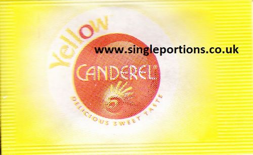 Canderel Yellow - tablet sachets